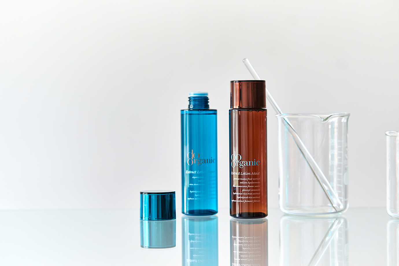 do organic 化粧水